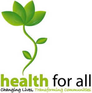 Health for all logo