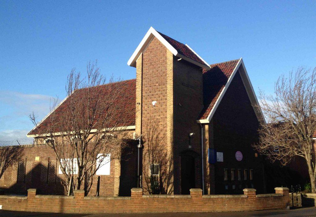St Andrew's Methodist Church, Beeston. Photo by Jeremy Morton