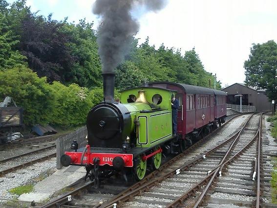 Photo courtesy of Middleton Railway Trust
