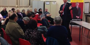 Holbeck's Big Conversation with Hilary Benn MP