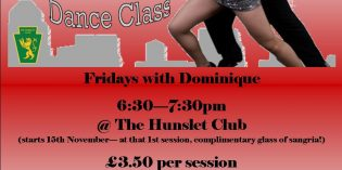 Latin Fusion Dance Classes Launch At The Hunslet Club This Week