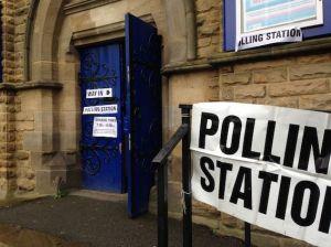 Polling Station St Luke's