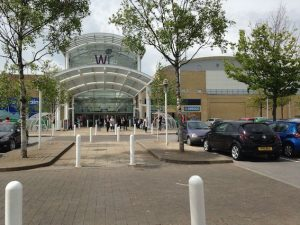 White Rose Shopping Centre JM