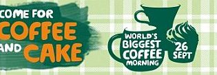 Macmillan Coffee Mornings this week in South Leeds