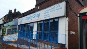 St Luke's Dewsbury Road shop