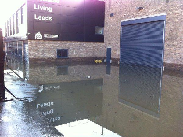 Assisted Living Centre flooded
