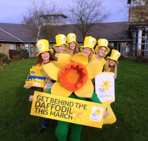 Marie Curie Get Behind The Daffodil