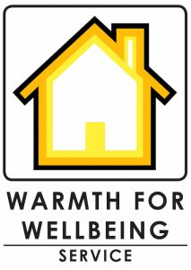 Warmth For wellbeing logo