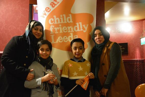 Hamara Child Friendly award