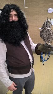 Harry Potter Day 3 Hagrid