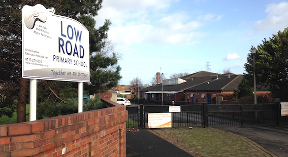 Low Road primary