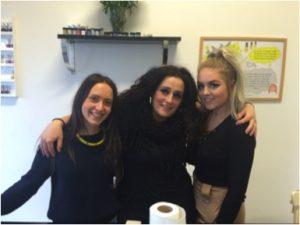 Hannah, Christina & Kaitlyn