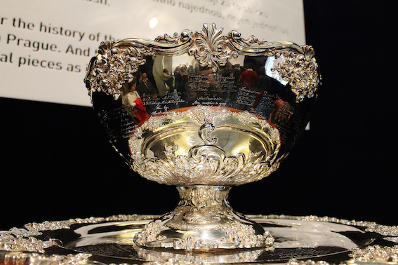 The Davis Cup. Photo: elPadawan via Creative Commons