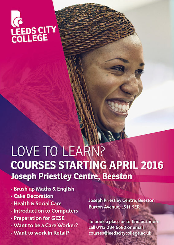 Arts And Craft Courses Leeds