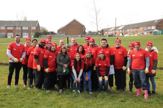 Virgin volunteers 2