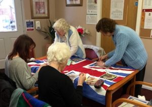 The Craft Group at work
