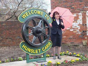 Hunslet Carr Wheel (3)