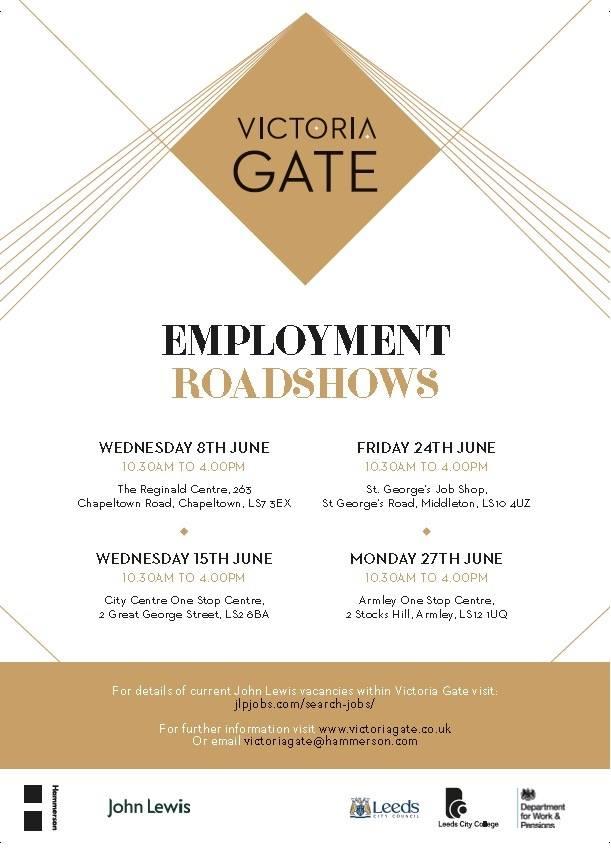 Victoria Gate Employment