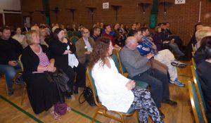 EU debate audience