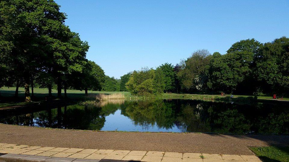 Middleton Park lake