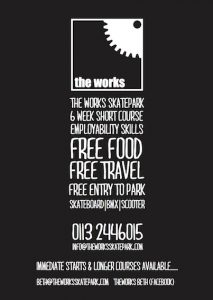 Works course Advert