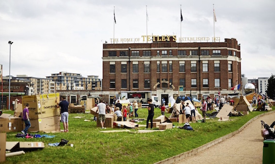 Den Building Festival 2016 Press Images