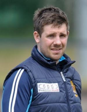New head coach James Coyle