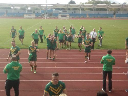 Hunslet have demonstrated incredible team spirit all season (image: Ed Carlisle)