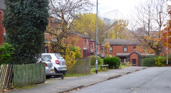Cross Heath Grove, Beeston