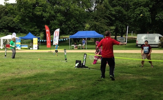 family sports activities in middleton park south leeds life. Black Bedroom Furniture Sets. Home Design Ideas