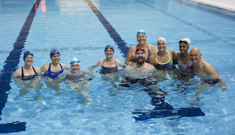 Call To Join Swimathon And Help Fight Cancer South Leeds Life South Leeds Life